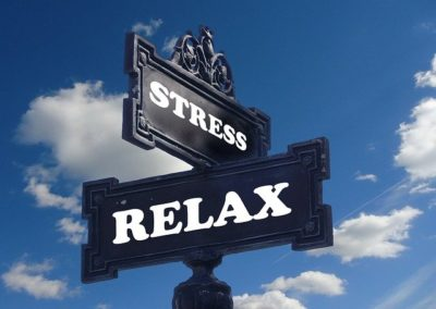 le stress, l'anxiété, l'angoisse